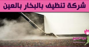 شركة تنظيف بالبخار بالعين Steam cleaning